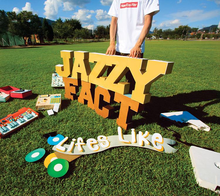 JAZZYFACT 1st album LIFES LIKE .jpg