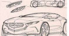 벤츠 컨셉다 [Auto&Design]카피작