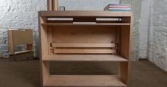효과적인 공간 Tablet Desk 2.0