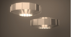 리뷰에 있던 ALIEN (2007) 램프 - 카프티 디자인