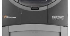 스트라타시스, 치과전용 3D프린터 출시