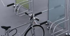 자전거 보관대 디자인