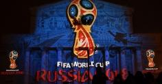 2018 러시아 월드컵 엠블럼 공개