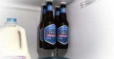 병 맥주 애호가의 냉장고 정리법. Bottle Loft