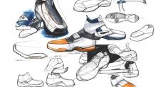 신발 스케치 도전!!!