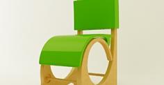 어린이 의자