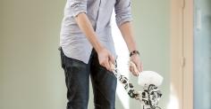 인간형 로봇 Poppy, 3D 프린팅으로 구현되다.
