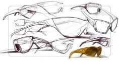 미국디자이너 Erik Tuft 제품스케치