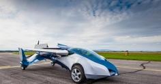 하늘을 나는 자동차가 온다 AeroMobil 3.0