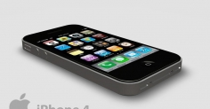 iPhone 4 Modeling & Rendering