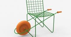 Rogier martens for magis - Trotter mobile chair for children