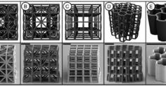 '물보다 가볍고 강철보다 강한 미세 구조물' 독일 연구진, 3D 프린터로 출력