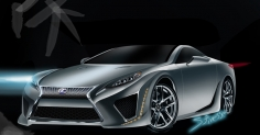 LEXUS EXOTIC CAR