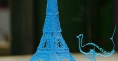 3D 프린터 펜으로 그린 입체 그림