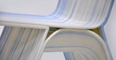 재활용의자의 틀을 부수는 3D프린팅 의자