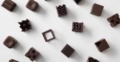 26x26x26mm, 독특한 질감의 9가지 초콜렛 맛보기!
