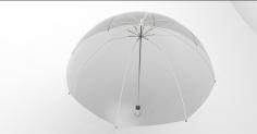 우산 모델링입니다