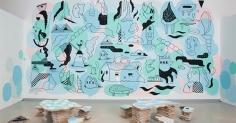 거리에 재미를 더하다, 스트리트 아티스트 정크하우스