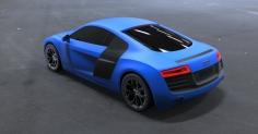 Audi 2013 R8 V10 Plus