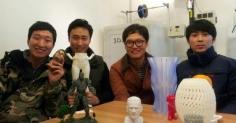 """3D 프린팅 샵 '글룩'…""""제조업 기반 청년 창업도 기대"""""""