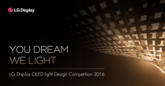 LG Display OLED Design Competition 2016